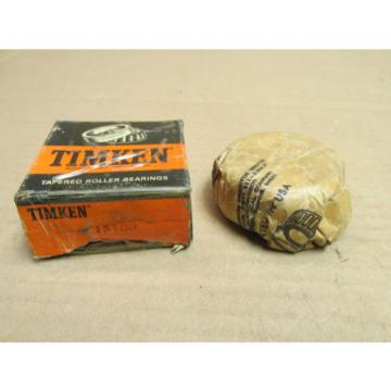 "NIB TIMKEN 15100 TAPERED ROLLER BEARING 15 100 25.4 mm 1"" Bore ID NEW"