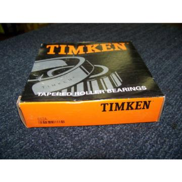 Timken Tapered Roller Bearing Cone 652A