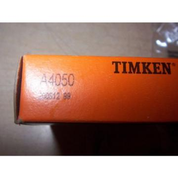 "NEW TIMKEN A4050 TAPERED CONE ROLLER BEARING .5"" in BORE .4326"" in WIDE"