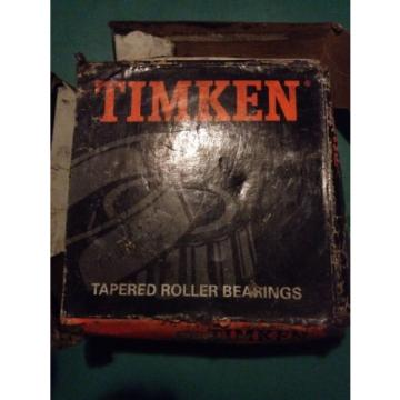 1) NEW, TIMKEN 555-S, 555S, 555 TAPERED ROLLER BEARING INNER RACE CONE