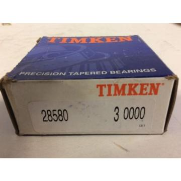 TIMKEN 28580#3 Tapered Roller Bearing