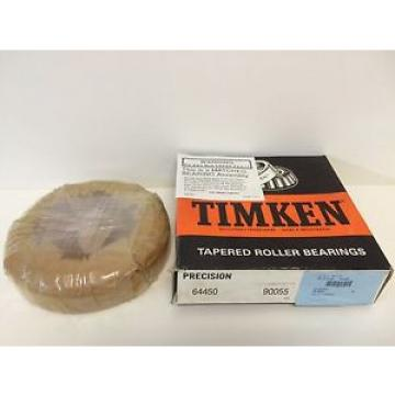 NEW IN BOX TIMKEN TAPERED ROLLER BEARING 64450-90055
