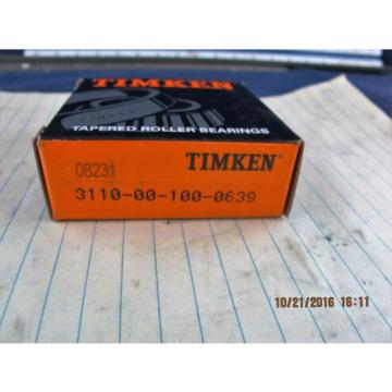 08231Timken Tapered Roller Bearing Cup Military Moisture Proof Packaging [A5S4]