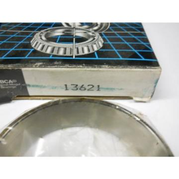 BCA FEDERAL MOGUL 13621 TAPERED ROLLER BEARING CUP (SET OF 2) NEW IN BOX