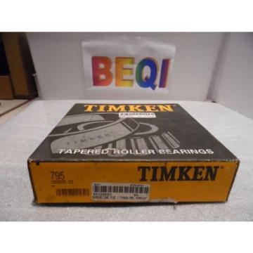 Timken 795 Tapered Roller Bearing Cone 200809 22 NIB