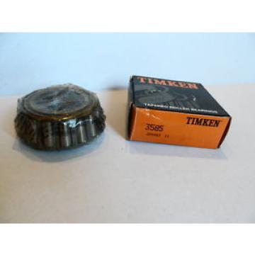 Timken 3585 Tapered Roller Bearing Cone FACTORY SEALED WRAP NEW IN BOX