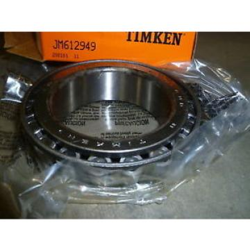 TIMKEN TAPERED ROLLER BEARING JM612949 New in box