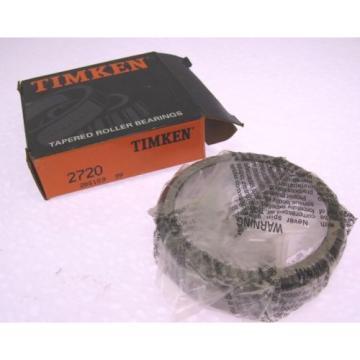 Timken Tapered Roller Bearing Race 2720 B1