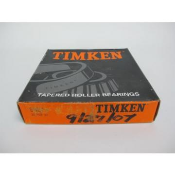 "Timken 9321 Tapered Roller Bearing Cup Chrome Steel 6.75"" OD, 1.250 Width"