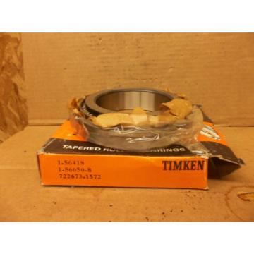 Timken Tapered Roller Bearing Assembly 722673-01572 1-56418 1-56650-B New