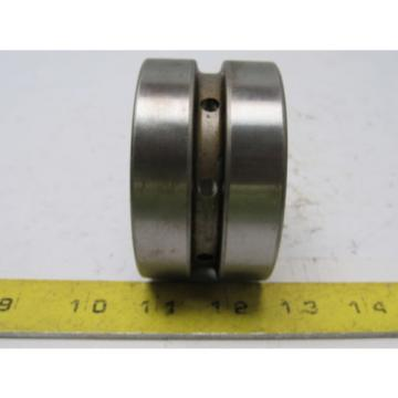 """Timken 27820D Tapered Roller Bearing Double Cup 3-5/32"""" OD 1.77"""" Wide No Flange"""