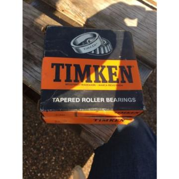 LOT OF 2 TIMKEN TAPERED ROLLER BEARING RACE 396 3920