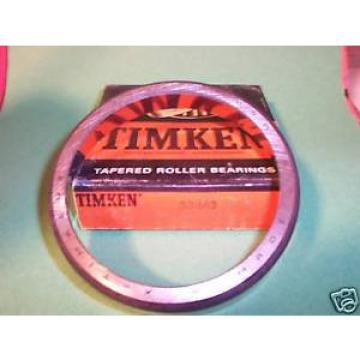Timken 33462  Tapered Roller Bearing Cup