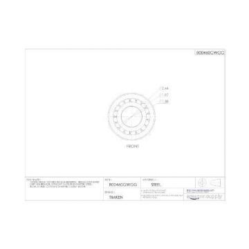 Timken 28315 Tapered Roller Bearing, Single Cup, Standard Tolerance, Straight