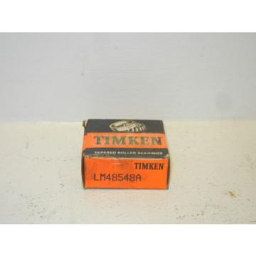 TIMKEN LM48548A NEW TAPERED ROLLER BEARING LM48548A