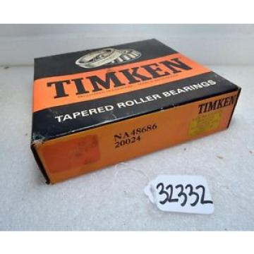 Timken NA48686 Tapered Roller Bearing (Inv.32332)