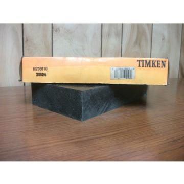 TIMKEN RACE, TAPERED ROLLER BEARING RACE, M236810 20024