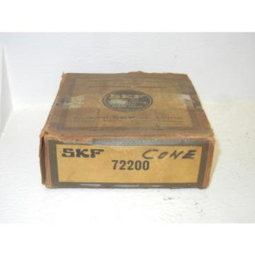 SKF 72200 NEW TAPERED ROLLER BEARING 2K-72200 72200