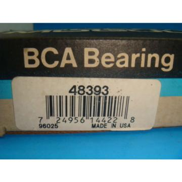 FEDERAL MOGUL, BOWER, BCA, TAPERED ROLLER BEARING, CONE 48393, NEW IN BOX