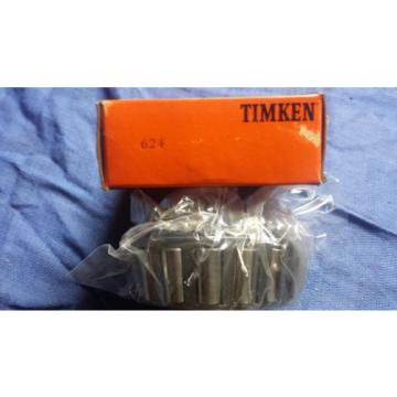 New Timken 624 tapered roller bearing