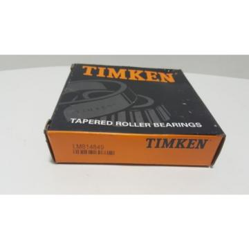 *NEW* TIMKEN 814849 ,TIMKEN LM814849 Tapered Roller Bearing Cone