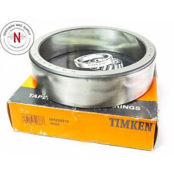 """TIMKEN HH224310 TAPERED ROLLER BEARING CUP, OD: 8.375"""", W: 2.125"""""""