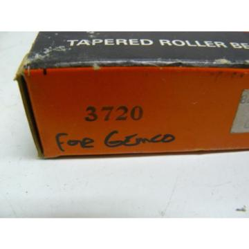 NEW TIMKEN 3720 TAPERED ROLLER BEARING CUP