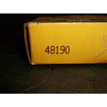 """Timken 48190 Tapered Roller Bearing 4.2500"""" Bore, NEW"""