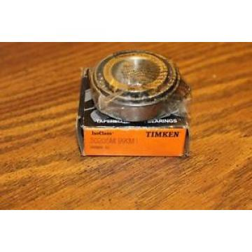 NEW TIMKEN ISO CLASS TAPERED ROLLER BEARING 30205M 9KM1