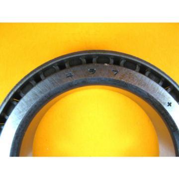 Timken -  497 -  Tapered Roller Bearing Cone