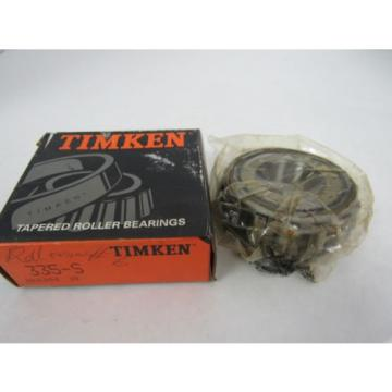 TIMKEN* TAPERED ROLLER BEARING 335-S