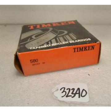 Timken 580 Tapered Roller Bearing Cone (Inv.32340)