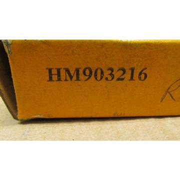 """1 NIB TIMKEN HM903216 TAPERED ROLLER BEARING CUP OD: 3-7/8"""", Cup Width: 7/8"""""""