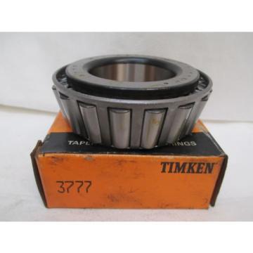NEW TIMKEN TAPERED ROLLER BEARING 3777