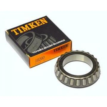 "NEW TIMKEN 18200 TAPERED ROLLER BEARING CONE 2.0000"" X 0.7190"" (8 AVAILABLE)"