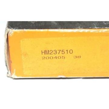 NEW TIMKEN HM237510 TAPERED ROLLER BEARING HM237510