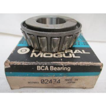 NEW BCA NTN TAPERED ROLLER BEARING 02474
