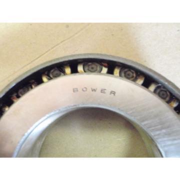 2 EA TAPERED ROLLER BEARING NEW GOV SURPLUS  BOWER P/N 45287 3110-00-227-2162