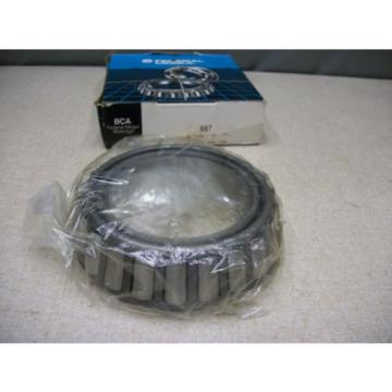 Federal Mogul Bower Taper Roller Bearing Cone 687