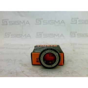 Timken 4A Tapered Roller Bearing New