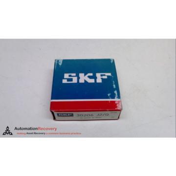SKF 30206 J2/Q, TAPERED ROLLER BEARING, OUTSIDE DIAMETER: 62MM, INSIDE,  #225213
