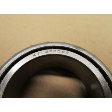 NEW NTN 32008 X TAPERED ROLLER BERING CONE & CUP/RACE 4T 32008X 40 mm ID 20 mm W