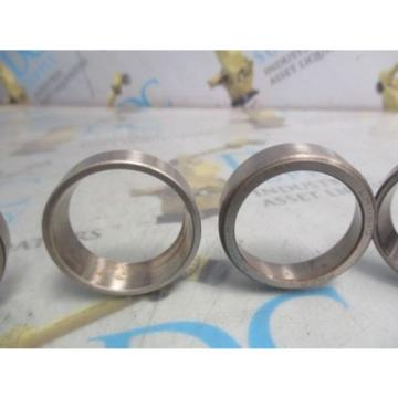 PEER LM11910 TAPERED ROLLER BEARING CUP LOT OF 5 NEW