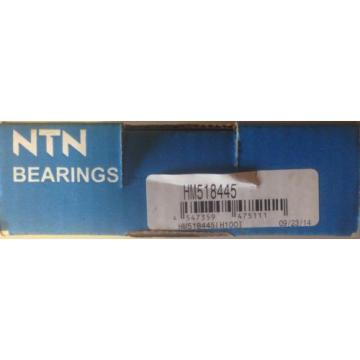 NTN Bower Tapered Roller Bearing Cone HM518445 HM 518445