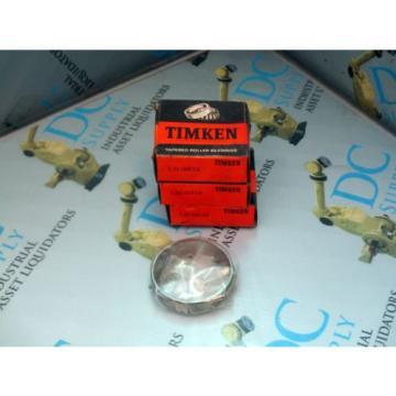 TIMKEN LM48510 TAPERED ROLLER BEARING LOT OF 3 NIB