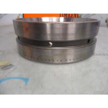 TIMKEN 42587D TAPERED DOUBLE CUP ROLLER BEARING NIB