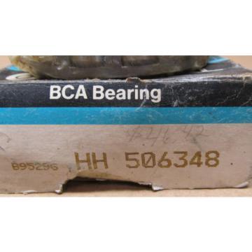 1 NIB FEDERAL MOGUL BCA HH 506348 HH506348 TAPERED ROLLER BEARING CONE