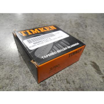 NEW Timken 3780 200110 Tapered Roller Bearing Cone