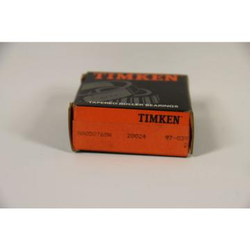 """Timken NA05076SW Tapered Roller Bearing, 20024, 97-039, 200003, 3/4"""" x 0.69"""""""