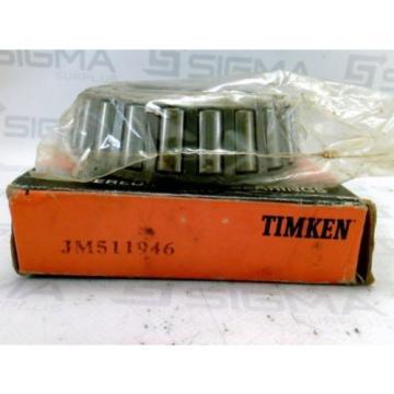 New! Timken JM511946 Tapered Roller Bearing